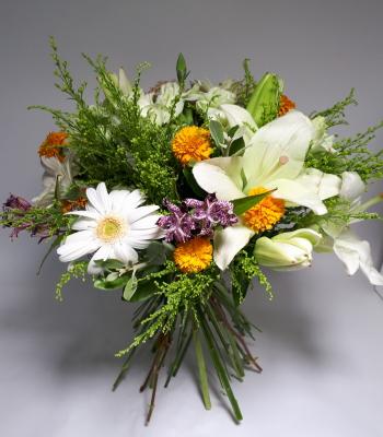 ルントシュトラウス,作品その1,Flower Drops コースⅠ,東京,自由が丘,フラワーアレンジメント,フラワースクール,フラワー教室,フラワードロップス
