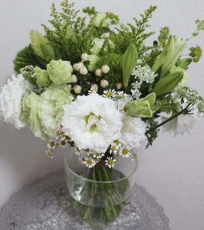 パリスタイルの花束,Flower Drops コースⅡ,東京,自由が丘,フラワーアレンジメント,フラワースクール,フラワー教室,フラワードロップス