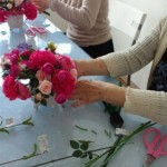 フラワーアレンジメント教室 東京 自由が丘 フラワードロップス ブログ 体験レッスン