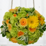 バッグブーケ-Flower-Drops コースⅠ・9月のテーマ|東京・自由が丘のフラワーアレンジメント教室|フラワードロップス