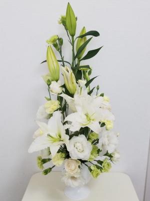 ヴァーティカル,Flower Drops コースⅡ,東京,自由が丘,フラワーアレンジメント教室